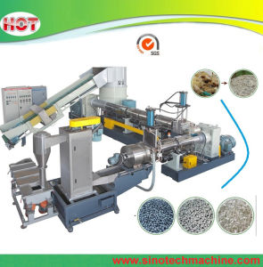 Plastic PP PE Film Pet Bottle Washing Recycling and Pelletizing Machine pictures & photos