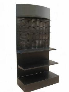 Black Iron Accessories Display Shelf