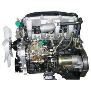 Isuzu 4JB1 Complete Engine