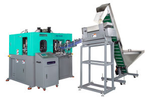 Wide Neck Jar All Electric Pet Stretch Blow Molding Machine (CPSB-TS2000WE) pictures & photos