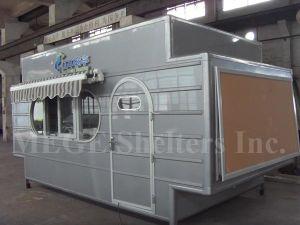 FRP Mobile Container Medicine Shop/Store