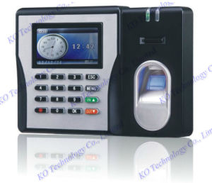 Ko-Mx629 Muliti Function Fingerprint Recognition Time Attendance Management System