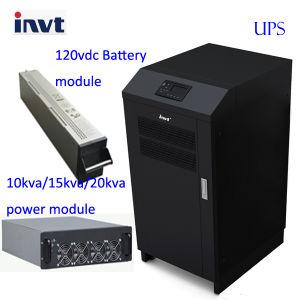 Battery Module Inbuilt 380V 3 Phase UPS pictures & photos