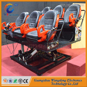 Wangdong 5D Motion Cinema Simulator Chair for Sale pictures & photos