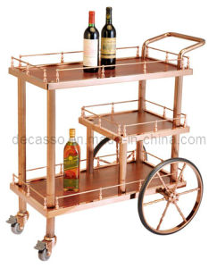 Luxury Hotel Royal Wine Trolley (DE25) pictures & photos