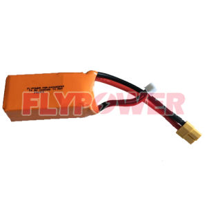 14.8V 1000mAh Graphene Lipo Fpv Drone Racing Battery (4S1P of FGR-653465P75)
