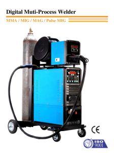 Inverter IGBT MIG Pulse MIG Welding Machine