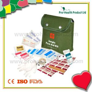 Jungle Medical Emergency First Aid Kit pictures & photos