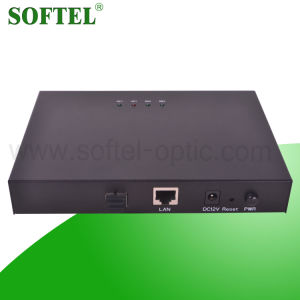 FTTH FTTB Gepon ONU with One 1000Mbps Bandwidth, OEM Fe Ports Epon ONU From China Supplier pictures & photos
