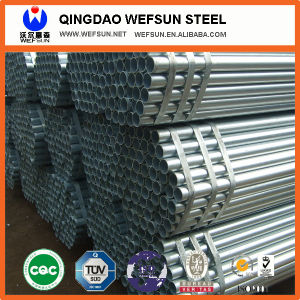 1/2′′to 4′′hot Dipped Galvanized Steel Pipe pictures & photos
