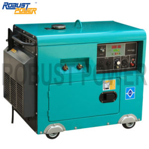 Portable Diesel Generator (RPD6700IW) pictures & photos