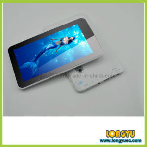 7 Inch Tablet PC with CE and RoHS Certification-Ly-A720