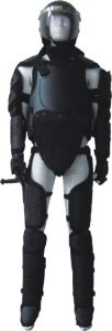 Police/Military Self-Defence Anti Riot Suit pictures & photos