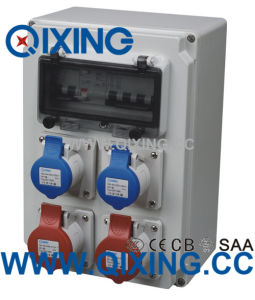 New Design Type Power Combination Socket Box pictures & photos