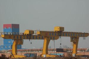 Single Girder Gantry Crane pictures & photos
