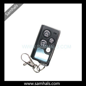 Self-Learning Code Remote Control Used for Home Alarm Garage Door Opener pictures & photos