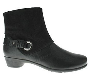 Go Anywhere in Style Casual Leather Ankle Boots pictures & photos