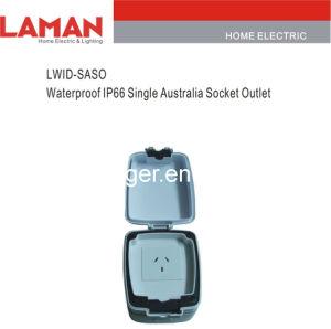 LWIPD-SASO IP65 Waterproof Australia Socket Outlet