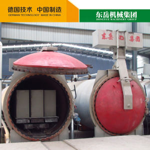 Autoclaved Aerated Concrete Brick Production Line Autoclave pictures & photos