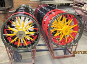 Horse Cart Wheel (GW-WHEEL11) pictures & photos