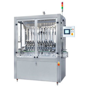 PLC-Controlled Piston Filling Machine pictures & photos