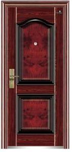 Steel Security Door (Y-67)