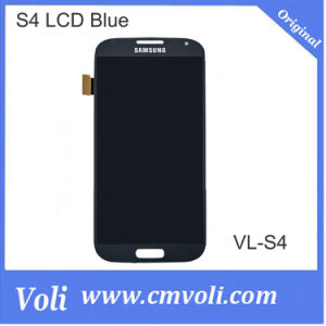 LCD Touch Screen Digitizer Assembly for Samsung Galaxy S4 Blue pictures & photos