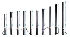 Police Plastic Baton with String Baton 50cm Length pictures & photos