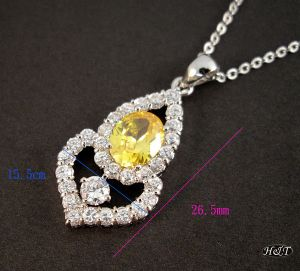 CZ Jewelry Pendant pictures & photos