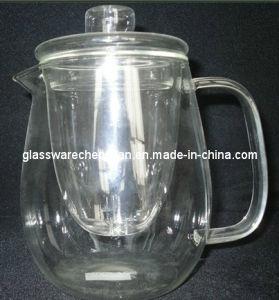 High Borosilicate Glass Tea Pot (Nrh-001) pictures & photos