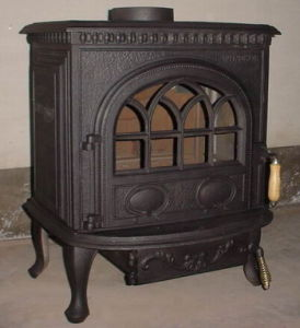 Cast Iron Wood Burning Stove (WINDSOR)