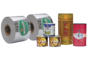 Aluminium Foil Paper for Aseptic Prep Pad Packaging Use pictures & photos