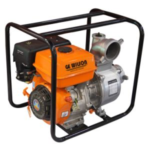 China Supply Gasoline Water Pump Withtop Quality and Reasonable Price pictures & photos