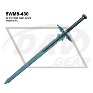 "42.9"" Overall Foam Sword Art Onlin Sword with Painting: 5wm8-430 pictures & photos"
