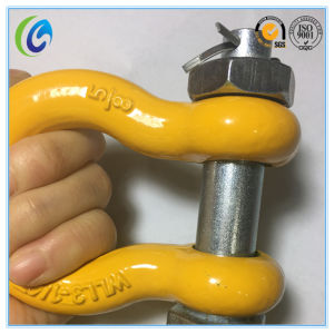 Us Type Galvanized G2130 Bow Shackle pictures & photos