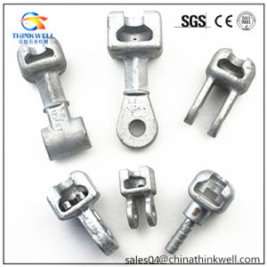 High Quality Forged Hot DIP Galvanized Socket Clevis pictures & photos