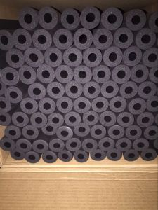 6ft Black Rubber Foam Heat Insulation Tube pictures & photos