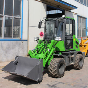 0.6ton 4 Wheel Drive Wheel Loader Zl06f pictures & photos