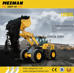 China Brand New Sdlg LG956L Updated L956f Wheel Loader for Quarry Mining Sanding pictures & photos