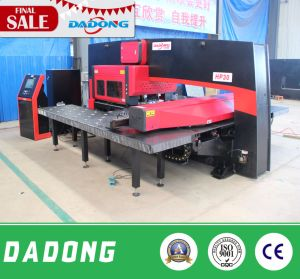 HP30 CNC Turret Punch Press Machine for Dadong CNC Punching Machine pictures & photos