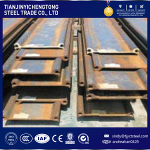 Low Price Plate-Shape Steel Sheet Pile with Sea Water Resistant pictures & photos