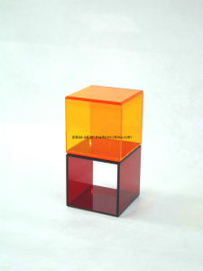 Acrylic CD Rack (AUC024)