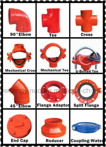FM/UL/Ce Standard 300 Psi Grooved Reducer for Fire Fighting Systems pictures & photos