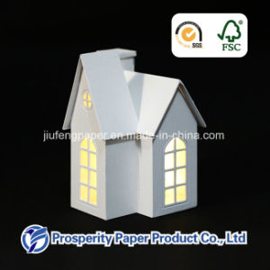 Paper House with LED Light pictures & photos