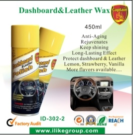 Different Smell Dashboard and Leather Wax pictures & photos