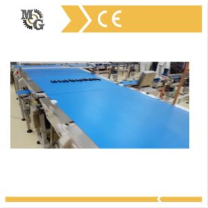 Choco Banana Feeding and Packaging Line pictures & photos