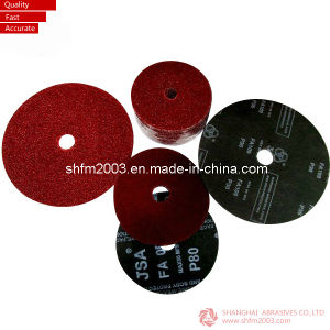Super Quality Fibre Discs Used for Automobile, Wood, Metal pictures & photos
