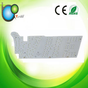 White Single-Side Rigid LED PCB Board pictures & photos