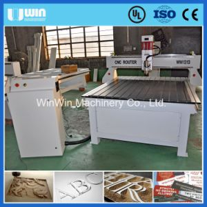 European Quality Ww1313 CNC Wood Cutting Table pictures & photos