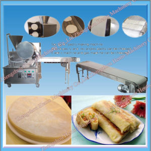 Best Selling Automatic Spring Roll Skin Making Machine pictures & photos